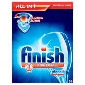 Finish All in 1 Powerball tablety do myčky nádobí 56 ks 1108g