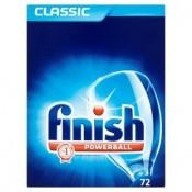 Finish Powerball Classic tablety do myčky nádobí 72 ks 1342g