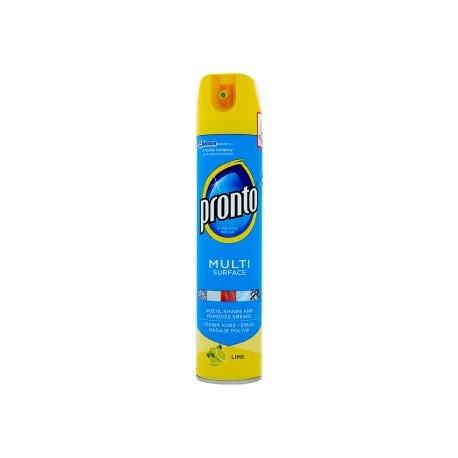 Pronto Multi surface limetka aerosol proti prachu 250ml