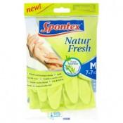 Spontex Natur fresh rukavice M 7-7 1/2