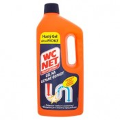 WC Net Professional Gel na ucpané odpady 1000ml