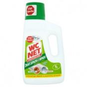 WC Net Professional Žrout zápachu z odpadu lesní vůně 1l