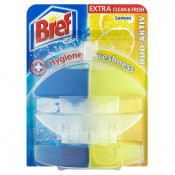 Bref Duo-Aktiv Lemon WC blok 2x60ml