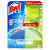 Bref Duo-Aktiv Lime & Mint WC blok 60ml