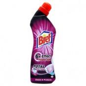 Bref 6x Effect Power-Gel Kompletní péče a ochrana WC tekutý čistič 750ml