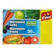 Fino Mikrotenové sáčky 20 x 30cm 50 ks