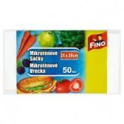Fino Mikrotenové sáčky 25 x 35cm 50 ks