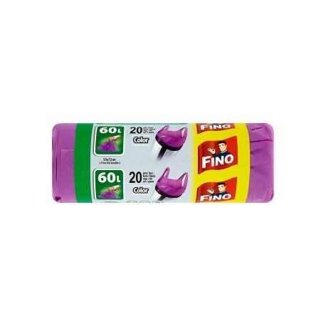 Fino Odpadkové pytle 60l 20 ks