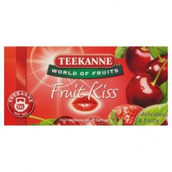 TEEKANNE Fruit Kiss, World of Fruits, 20 sáčků, 50g