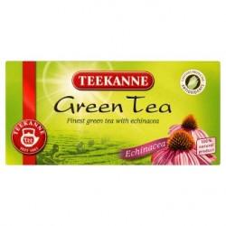 TEEKANNE Zelený čaj + echinacea, 20 sáčků, 35g