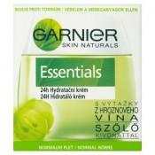 Garnier Skin Naturals Essentials 24h hydratační krém s výtažky z hroznového vína 50ml