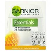 Garnier Skin Naturals Essentials 24h hydratační krém s vyživujícím výtažkem z medu 50ml