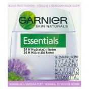 Garnier Skin Naturals Essentials 24H hydratační krém se zmatňujícími výtažky z lopuchu 50ml