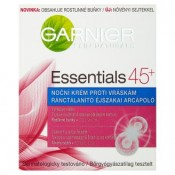 Garnier Skin Naturals Essentials 45+ noční krém proti vráskám 50ml