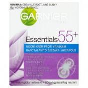 Garnier Skin Naturals Essentials 55+ noční krém proti vráskám 50ml