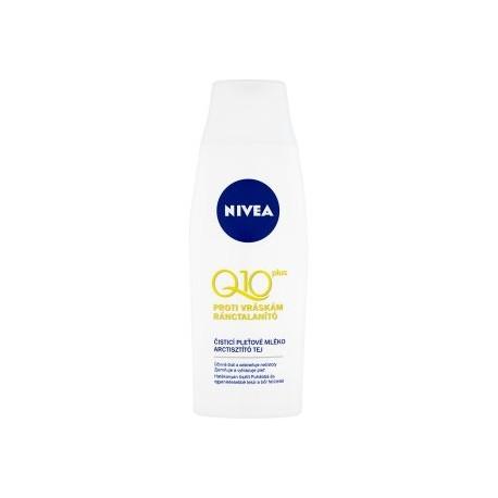 Nivea Q10 Plus Čistící pleťové mléko proti vráskám 200ml