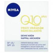 Nivea Q10 Plus Denní krém proti vráskám 50ml