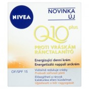 Nivea Q10 Plus Energizující denní krém proti vráskám 50ml