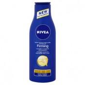 Nivea Q10 Energy+ Výživné zpevňující tělové mléko 250ml