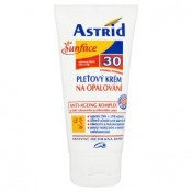 Astrid Sunface Pleťový krém na opalování OF 30 75ml