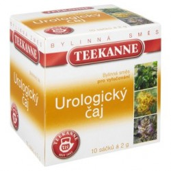 TEEKANNE Urologický čaj, bylinná směs, 10 sáčků, 20g