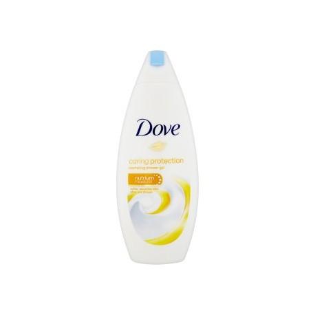 Dove Caring protection vyživující sprchový gel 250ml