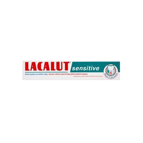 Lacalut Sensitive zubní pasta na citlivé zuby 75ml