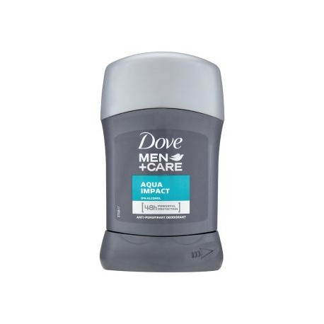 Dove Men+Care Aqua impact tuhý antiperspirant 50ml