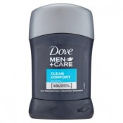 Dove Men+Care Clean comfort tuhý antiperspirant pro muže 50ml