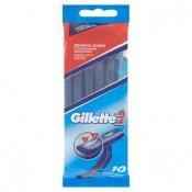 Gillette 2 pohotové holítko 10 ks