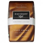 Davidoff Café Café Créme pražená zrnková káva 500g