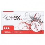 Kotex Normal tampóny 16 ks