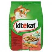 Kitekat Hovězím maso a zeleninou kompletní krmivo pro dospělé kočky 1,8kg