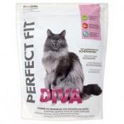 Perfect Fit Diva Kuřecí maso kompletní krmivo pro dospělé kočky 1,4kg