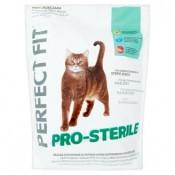Perfect Fit Pro-Sterile Kompletní krmivo pro dospělé kočky 1,4kg