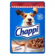 Chappi Hovězí maso kompletní krmivo pro dospělé psy 100g