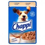 Chappi Kuřecí maso kompletní krmivo pro dospělé psy 100g