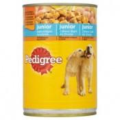 Pedigree Junior Kuřecí maso v želé kompletní krmivo pro rostoucí psy a štěňata 400g