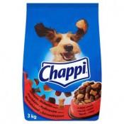 Chappi Hovězí a drůbeží maso kompletní krmivo pro dospělé psy 3kg