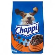 Chappi S hovězím masem kompletní krmivo pro dospělé psy 10kg