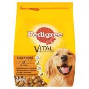 Pedigree Vital Protection Drůbeží maso a zelenina kompletní krmivo pro dospělé psy 2,4kg