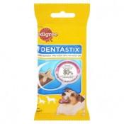 Pedigree Dentastix Doplňkové krmivo pro dospělé psy malých plemen 45g