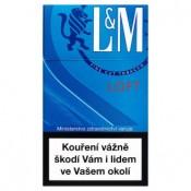 L&M Loft blue cigarety s filtrem  10 krab./ 20 ks