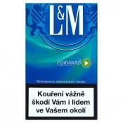 L&M Forward cigarety s filtrem 10 krab./ 20 ks