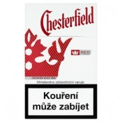 Chesterfield Red cigarety s filtrem 10 krab./ 20 ks