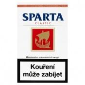 Sparta Classic cigarety s filtrem 10  krab./ 20 ks