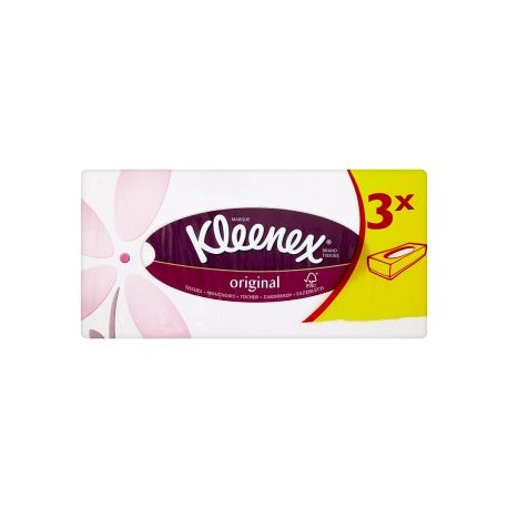 Kleenex - family box - kapesníčky
