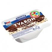 Madeta Jihočeský tvaroh s jogurtem stracciatella 200g
