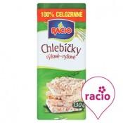 Racio Chlebíčky rýžové 130g