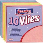 Rychloutěrka Spontex - barevná, 10 ks